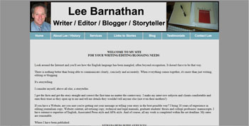 Site Developed and web Designed for Lee Barnathan |  http://www.tapsolutions.net | San Fernando Valley Website Development and Designed | http://www.tapsolutions.net